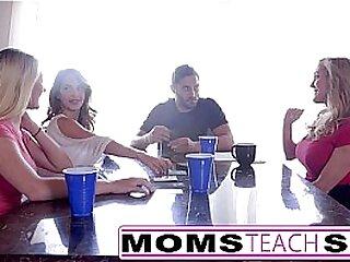 Step moms teach teens