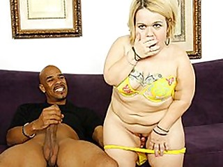 Midget Stella Gives A Two Render unnecessary Blowjob