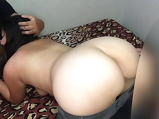 I fuck my friend's wife while he goes out surrounding look for work