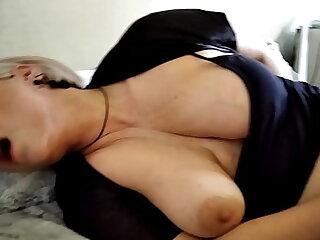 Sweet Milf Hot Orgasm: Fuck, Lovens & Nipple Torment... Not a Woman, shaft a Goddess!